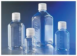 Plastic Bottles And Liquid Storage - corning pet storage bottles octagonal beakers bottles cylinders and