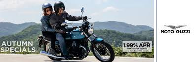moto guzzi autumn specials razee motorcycle center north