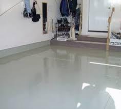 garage flooring and repair sani tred waterproofing systems