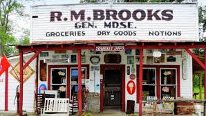 Store M R M Brooks Store In Rugby Tn Tennessee Vacation
