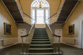 Stairs In House by The Staircase In Balbirnie House Corporate Pinterest
