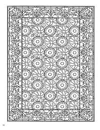 dover decorative tile coloring book projects