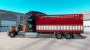 partes de kenworth w900 torton para american truck simulator
