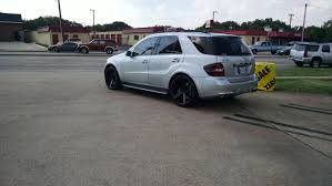lowered mercedes w123 lowering the ml63 and ride quality mbworld org forums
