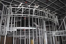Suspended Drywall Ceiling by Metal Stud Framing With Usg Drywall Suspended Ceiling Grid