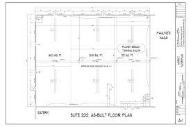 as built floor plans cb ellis harry young design drafting