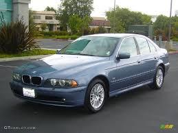 2002 bmw 5 series 530i 2002 blue water metallic bmw 5 series 530i sedan 13878651