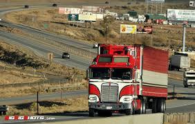 paper truck kenworth cabovers bigrigshots