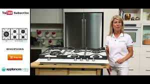 Westinghouse 5 Burner Gas Cooktop Westinghouse Gas Cooktop Whg956wa Reviewed By Expert Appliances
