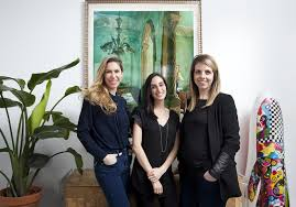 art startup gets a modern eclectic design décor aid