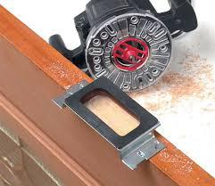 porter cable door hinge template hingemate150 milescraft