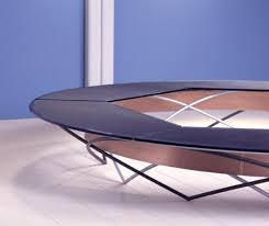Circular Meeting Table Large Round Conference Table Circular Boardroom Table