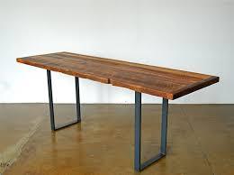 narrow dining room tables reclaimed wood wood table luxury reclaimed wood dining table los angeles narrow