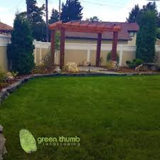 Green Thumb Landscape by Green Thumb Landscaping Inc Edmonton Ab Ca T6m 1w9