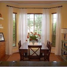 Curtains On Bay Window 3 Bay Window Curtain Ideas Contemporary Bay Window Curtain Ideas