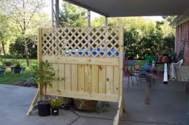 Privacy Screens For Patio by Diy Patio Privacy Screen For Apartment 20 Coo Architecture
