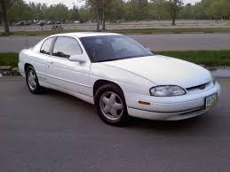 chevrolet monte carlo 3 1 1995 auto images and specification