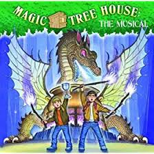 Magic Treehouse - chapter books for preschoolers 1 the magic tree house series