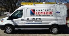Absolute Comfort Houston Absolute Comfort Heating And A C Llc Memphis Tn 38118 Yp Com