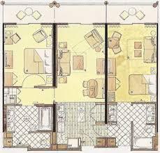 animal kingdom 2 bedroom villa floor plan animal kingdom lodge 2 bedroom villa jambo house glif org