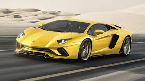 this is the new 730bhp lambo aventador s top gear