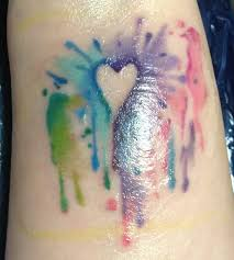 32 best watercolor tattoos images on pinterest drawings flower