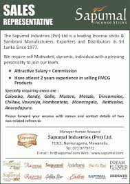 Entry Level Pharmaceutical Sales Representative Jobs Sales Representative Job Vacancy In Sri Lanka