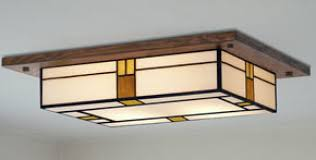 Craftsman Style Ceiling Light Ceiling Light Mission Lighting Mission Style Light Fixtures