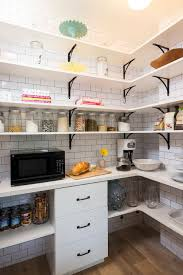 walk in kitchen pantry ideas in pantry design ideas