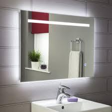 bathrooms design inspirational battery powered bathroom mirrors