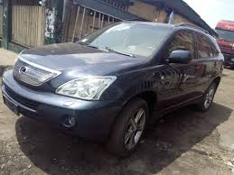 lexus rx 400h used for sale lexus rx 400h 2006 model for sale autos nigeria