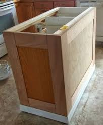 Kitchen Island Cabinet Base by Kitchen Island Update Midway Could Start From Scratch With An