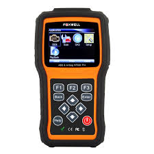 nissan almera key reset foxwell nt630 scan tool engine abs airbag srs diagnostic scan