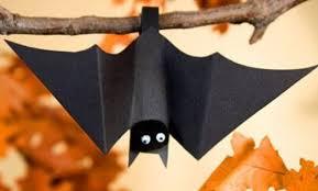 halloween bat crafts find craft ideas