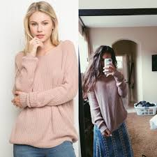 Blush Pink Cardigan 32 Off Brandy Melville Sweaters Price Is Firm Brandy Melville