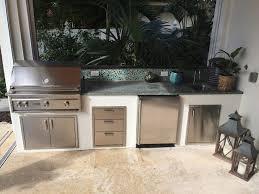 home fischman outdoor kitchens