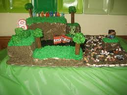 minecraft birthday cake ideas minecraft birthday cake with pictures