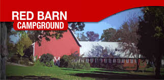 red barn campground home