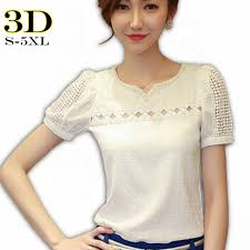 s blouses on sale 3d blouse shirt sleeve summer style 2017