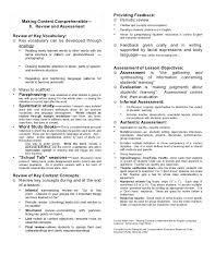 siop model lesson plan template 1 libro de quimica analitica