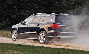 2013 mercedes benz gl450 test review car and driver