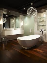 Pendant Light In Bathroom Hanging A Light Over Your Bath Here U0027s The Low Down U2014 Mint