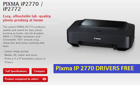 resetter printer canon ip2770 per ip2700 driver canon ip 2770 for windows and mac step by step guide