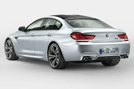 bmw gran coupe 2014 bmw m6 gran coupe overview cars com