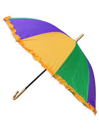 mardi gras umbrella mardi gras umbrella large fleurty girl