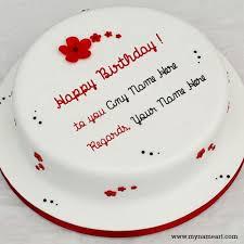 write jiju name on ice cream birthday cake pic online wishes