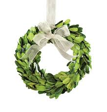 artificial boxwood wreath decorate kitchen cabinets with preserved boxwood wreaths for christmas