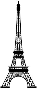 eifel tower transparent eiffel tower silhouette png clip art image gallery