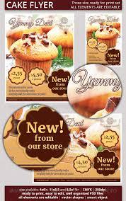 cake flyer template free best 25 bake sale flyer ideas on