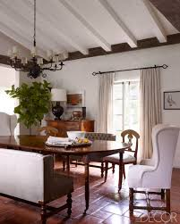 tour reese witherspoon u0027s ojai home chairs leather and dining rooms